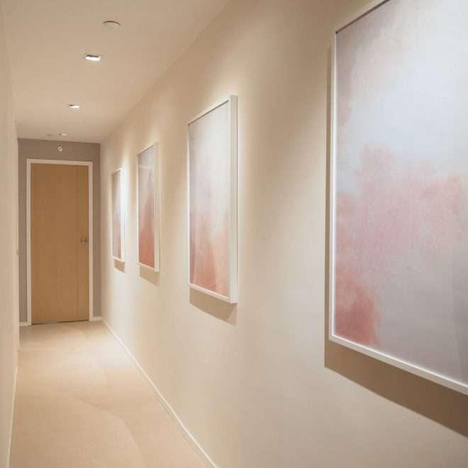 TST Back corridor
